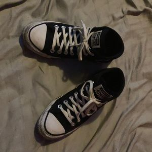 Used high top converse